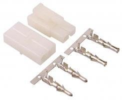 Pack Connector (Tamiya type) Set 2 (macho+hembra) Rockamp