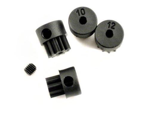 XRAY Composite Pinion Set (9,10,11,12) [XRA385702]