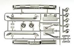 Tamiya 9115198 N Parts Bumpers Toyota Hilux 58397