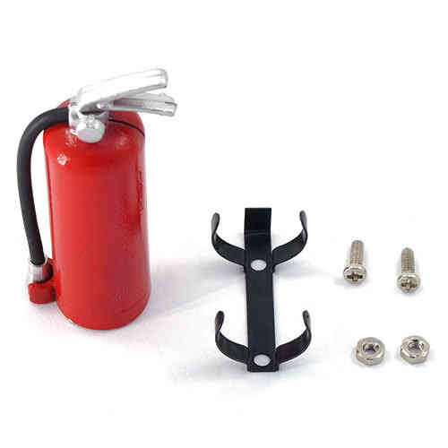 Yeah Racing 1/10 RC Rock Crawler Accessory Fire Extinguish YA-0352