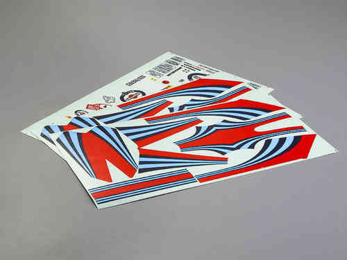 Lancia Delta HF Integrale, Decal Sheet KB48291