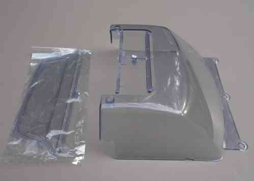 Tamiya Bruiser Mountaineer T Part Tree Window clear Insert for Toyota Hilux Body 9225139