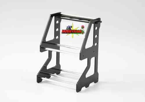 Tire Rack (Aluminum alloy & Acrylic) KB48521