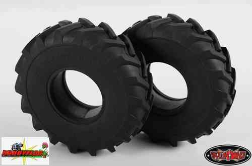 RC4WD Z-T0115 RC4WD Mud Basher 1.9 inch Scale Tractor Tires (x2) Diametro 113.9mm