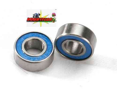TRA5180 Ball Bearings 6x13x5mm (2pc)