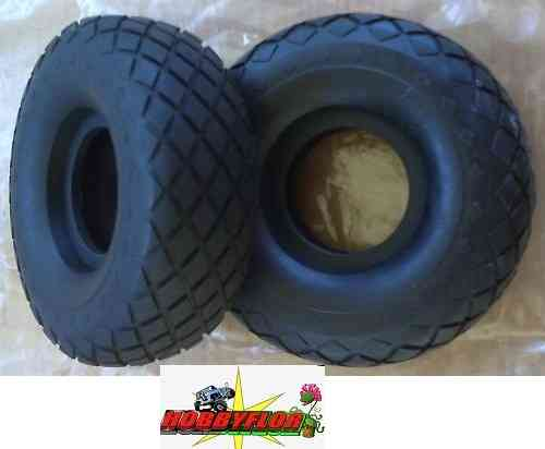 Tamiya RC Tires: 58004 XR311 - 2pcs 9805712