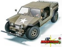 -Tamiya XR311 Combat Support Vehicle