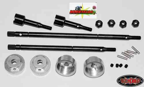 RC4WD 12mm Hex conversion kit for Tamiya Bruiser 2012 Z-S0107