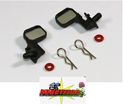 Rear Mirror Set retrovisores 1/10 (2 pcs) 2320015
