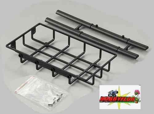 Scale rc baca portaequipajes 1/10 - 170X95X30mm