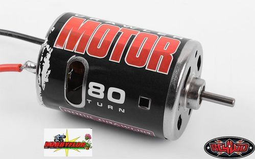 Rc4wd 540 CRAWLER BRUSHED MOTOR 80T