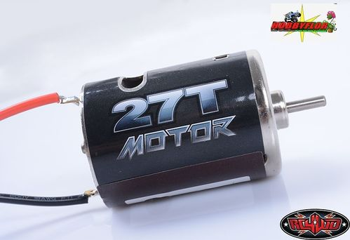 RC4WD 540 CRAWLER BRUSHED MOTOR 27T Z-E0067