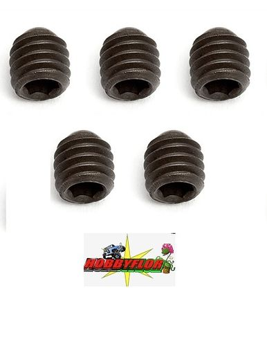 TAMIYA 4X4mm SET SCREW (5pc) 9804204