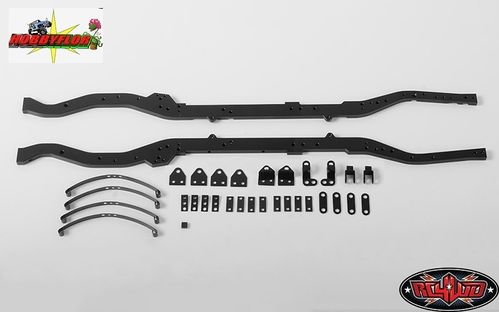"RC4WD LEAF SPRING CONVERSION KIT FOR GELANDE II ""LWB"" D110 (331MM WB) Z-C0052"