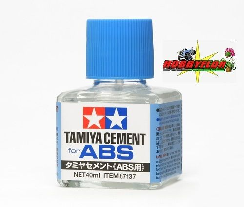 Tamiya Cement for ABS 40ml - 87137