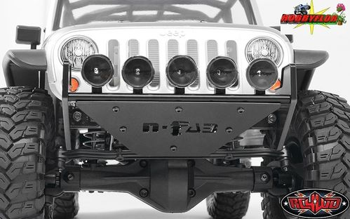 RC4WD N-FAB FRONT BUMPER FOR AXIAL SCX10 Z-S1608