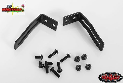 RC4WD UNIVERSAL FRONT BUMPER MOUNTS TO FIT AXIAL SCX10 Z-S0987