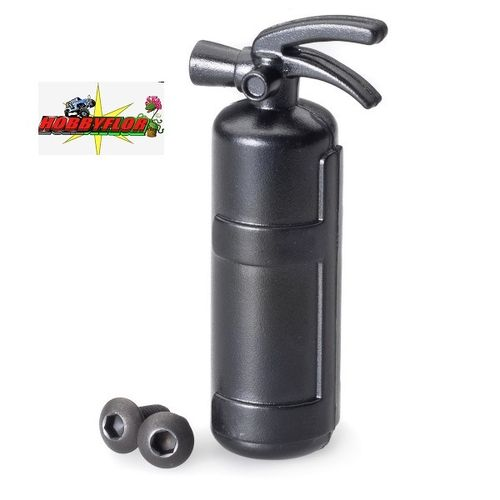 Absima Fire Extinguisher - black (not painted) 2320018
