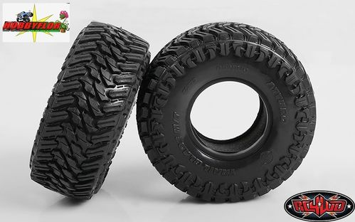 RC4WD ATTURO TRAIL BLADE M/T 1.9 SCALE TIRES Z-T0137 Diametre 108mm