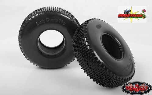 RC4WD BULLY 2.2 COMPETITION TIRE`s (2 GOMAS POR PAQUETE) Z-T0134 Diametro 136mm