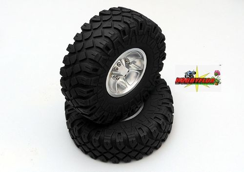 RC4WD SPOOKY KRAWLER 2.2 TIRES (2pc) Z-T0009 Diametro 128.9mm