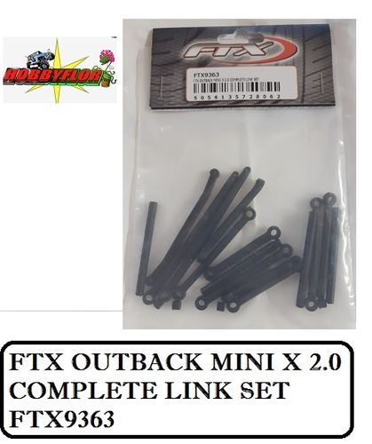 FTX OUTBACK MINI X 2.0 COMPLETE LINK SET FTX9363