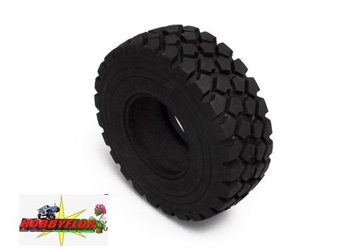 RC4WD MIL-SPEC ZXL 2.2 TIRES Z-T0035 Diametro 132mm (2 gomas + mouse)