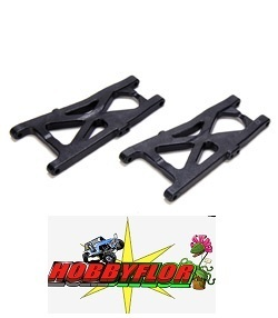 LOSB2038 REAR SUSPENSION ARM SET: SCT STRIKE