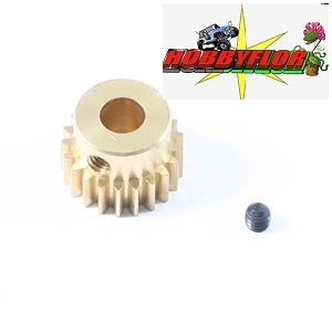 FTX EDGE/SIEGE BRUSHLESS MOTOR PINION MOD 0.6 - 21T (5MM SHAFT) FTX6667