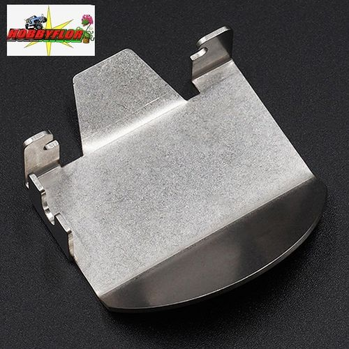 Yeah Racing Stainless Steel Front or Rear Differential Protector for TRX-4 YR-TRX4-042