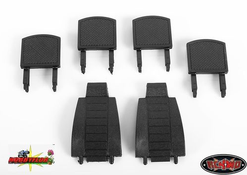 RC4WD LAND ROVER DEFENDER D90 SEAT UPRIGHTS Z-B0050