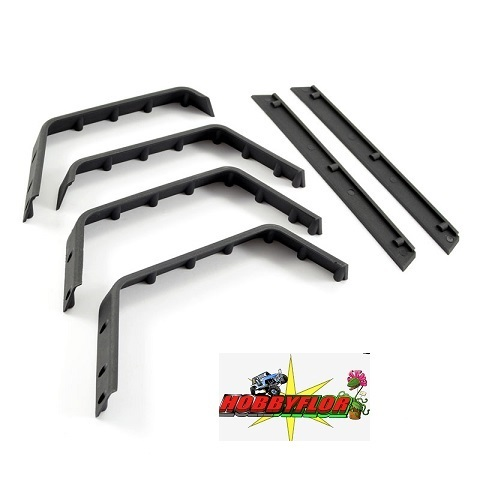 FTX KANYON BODY MUDGUARD FENDERS & RUNNING BOARDS FTX8475