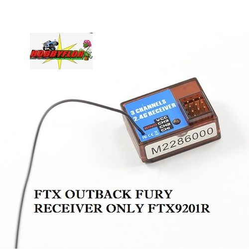 FTX OUTBACK FURY RECEIVER ONLY FTX9201R