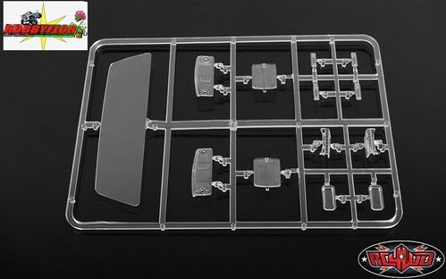 RC4WD Mojave II Toyota Hilux Clear Parts Tree Z-B0078