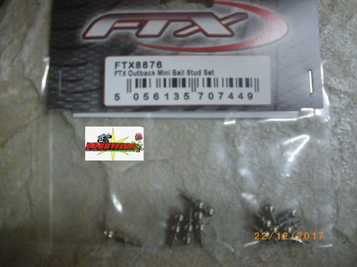 FTX OUTBACK MINI BALL STUD SET FTX8876