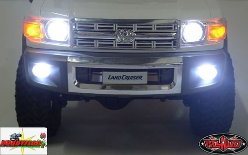 RC4WD LED BASIC LIGHTING SYSTEM (14 led de 5 y 3mm) FOR TOYOTA LAND CRUISER 70 (LC70) Z-E0094