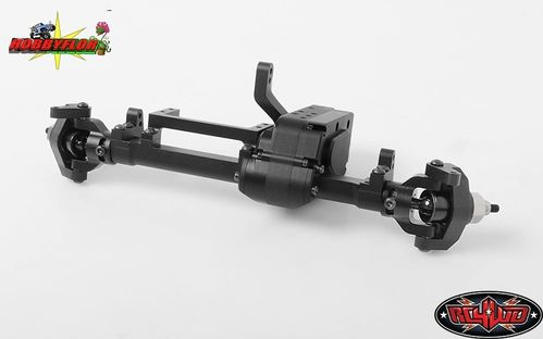 RC4WD BULLY 2 COMPETITION CRAWLER FRONT AXLE (219,50mm entre hexagonos) Z-A0012