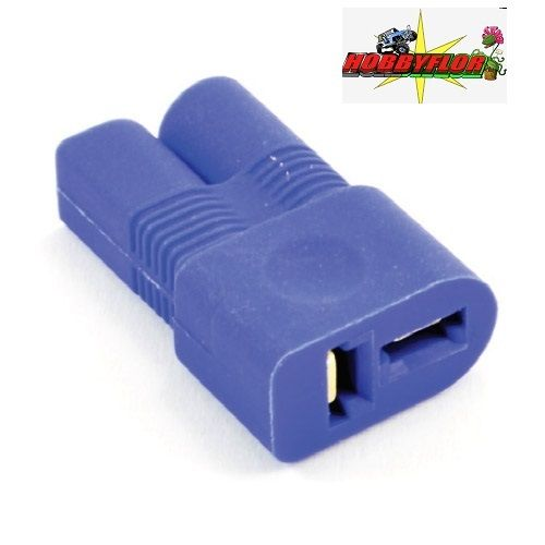 ETRONIX EC3 TO DEANS ONE-PIECE ADAPTOR PLUG ET0850ED