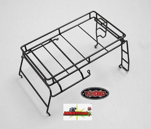 Baca Original RC4WD 1/10 RC4WD Adventure Roof Rack for Land Rover Defender D90 Body RC4WD 0024