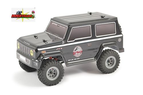 FTX OUTBACK MINI 2.0 PASO 1:24 (Carroceria tipo Suzuki Jimny) READY-TO-RUN BLACK FTX5508Bk