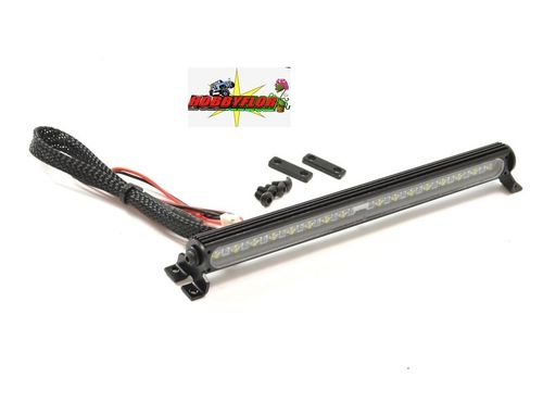FASTRAX ALUMINIUM 32 LED LIGHT BAR W/MOUNTS 150MM WIDE FAST2342