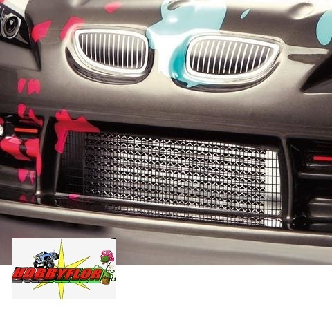 KILLERBODY STAINLESS STEEL MOD IFIED AIR INTAKE SQUARE MESH 100x100mm KB48123