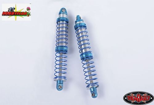 RC4WD KING OFF-ROAD DUAL SPRING SHOCKS (120MM MEDIUM OD) (2pc) Z-D0067