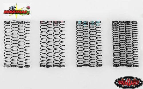 RC4WD 90MM ULTIMATE SCALE SHOCKS INTERNAL SPRING ASSORTMENT Z-S1349
