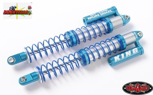 RC4WD KING OFF-ROAD DUAL SPRING SHOCKS (130MM MEDIUM OD) (2pc) Z-D0064