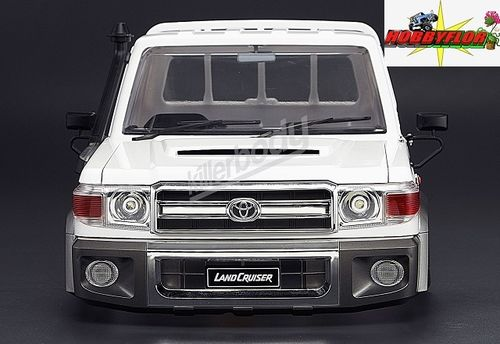1/10 Toyota Land Cruiser 70 ABS Hard Body Set Kit KB48601 Ver 1 - 313mm Wheelbase