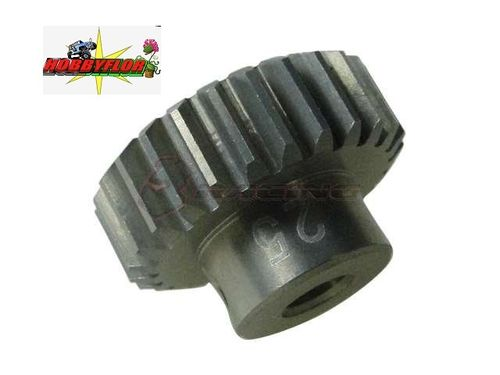 3Racing 48 Pitch Pinion Gear 25T (7075 mit Hard Coating)  3Racing PG4825