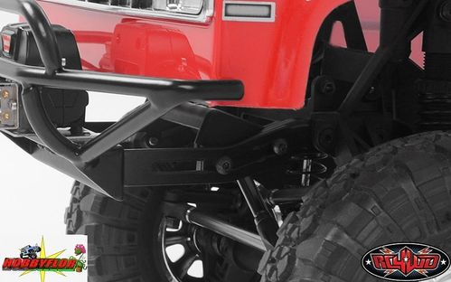 RC4WD UNIVERSAL FRONT BUMPER MOUNTS TO FIT VATERRA ASCENDER Z-S1581