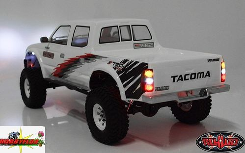 RC4WD LED BASIC LIGHTING SYSTEM (10 led de 5 y 3mm) FOR 2001 TOYOTA TACOMA 4 DOOR BODY Z-E0101