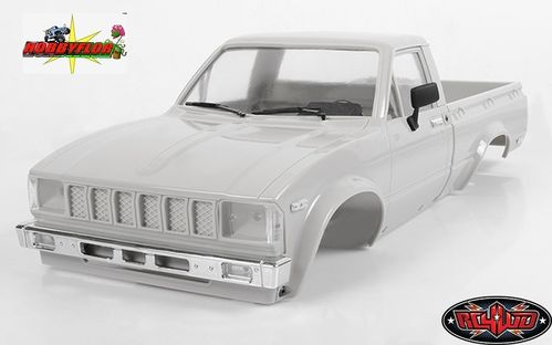 RC4WD MOJAVE II Toyota Hilux BODY SET FOR TRAIL FINDER 2 (PRIMER GRAY) Wheelbase: 287mm Z-B0084